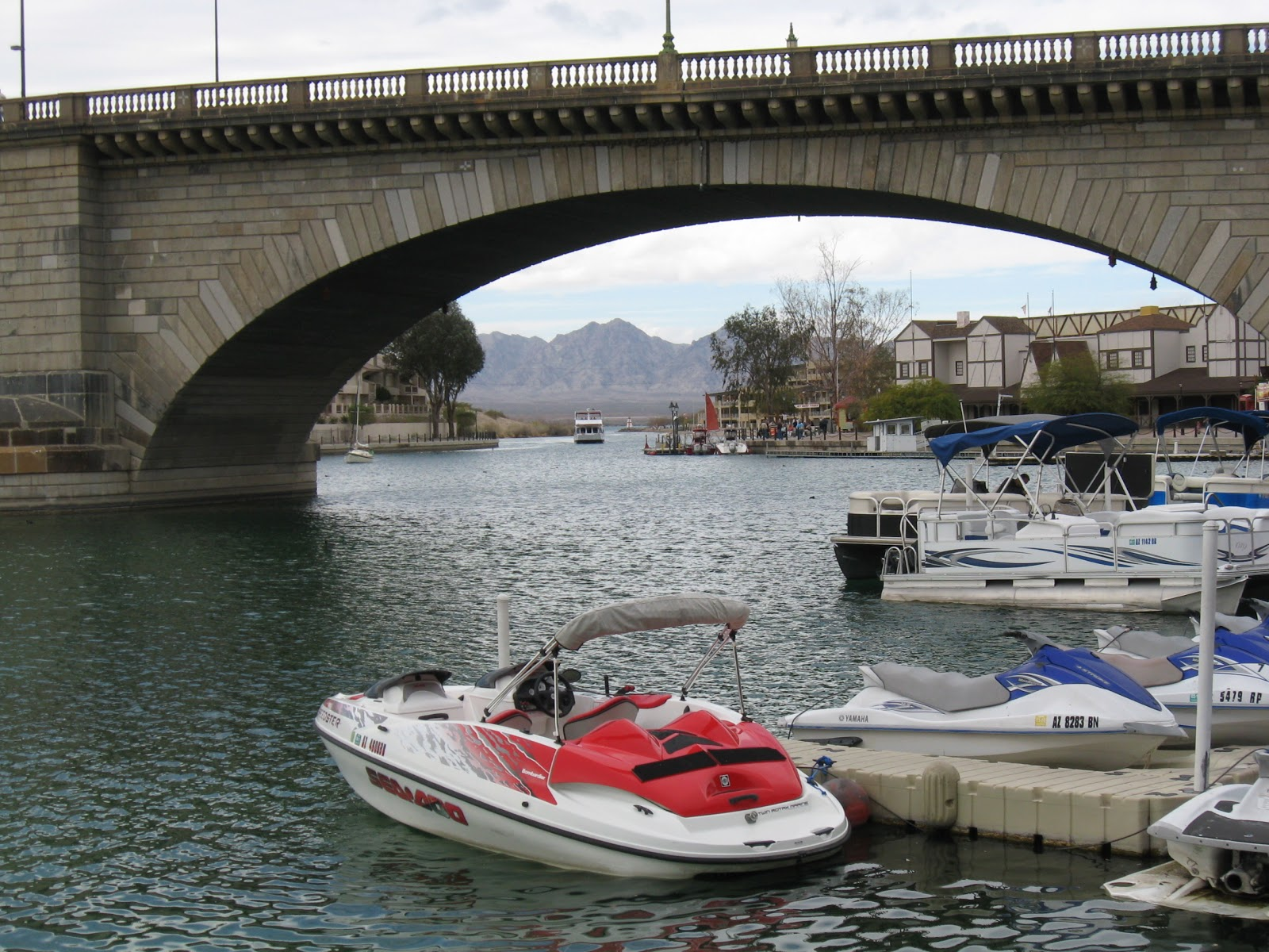 London Bridge Koa Lake Havasu City Az