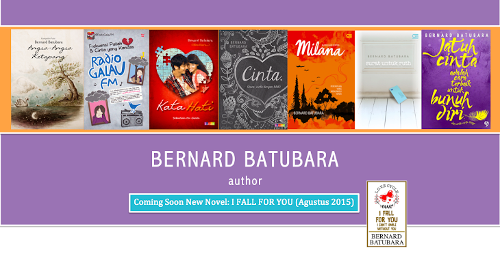 official website of Bernard Batubara