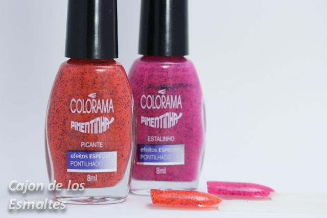 Colorama Pimentinha - Picante y Estalinho