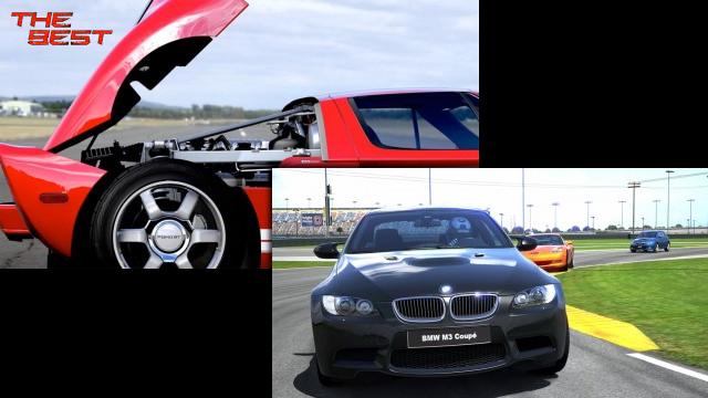 Forza 4 vs Gran Turismo 5 mirá la comparación