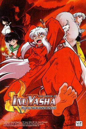 Inuyasha Khuyển Dạ Xoa Movie 4: Đại Chiến Trên Đảo Ác Quỷ - Inuyasha The Movie 4: Fire On The Mystic Island