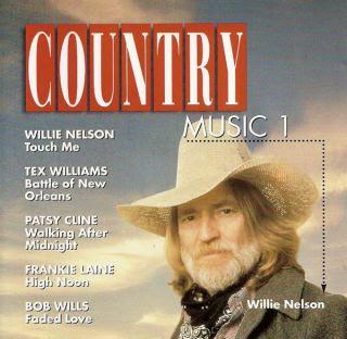 COUNTRY MUSIC - VOLUMEN 1