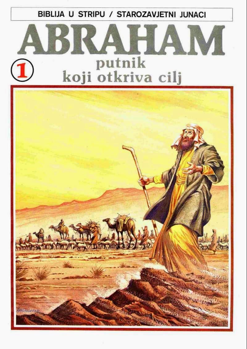 Biblija u stripu  Abraham%2B1%2B-%2BBiblija%2Bu%2Bstripu