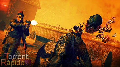 Download Imagem Game Sniper Elite: Nazi Zombie Army 2 PC
