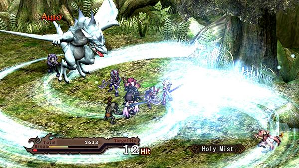 Agarest Generations of War screenshot 2