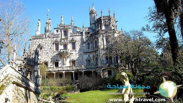 اجمل قلعة في البرتغال