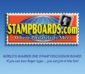 stampboards - the best place to discuss STAMP COLLECTING and PHILATELY!
