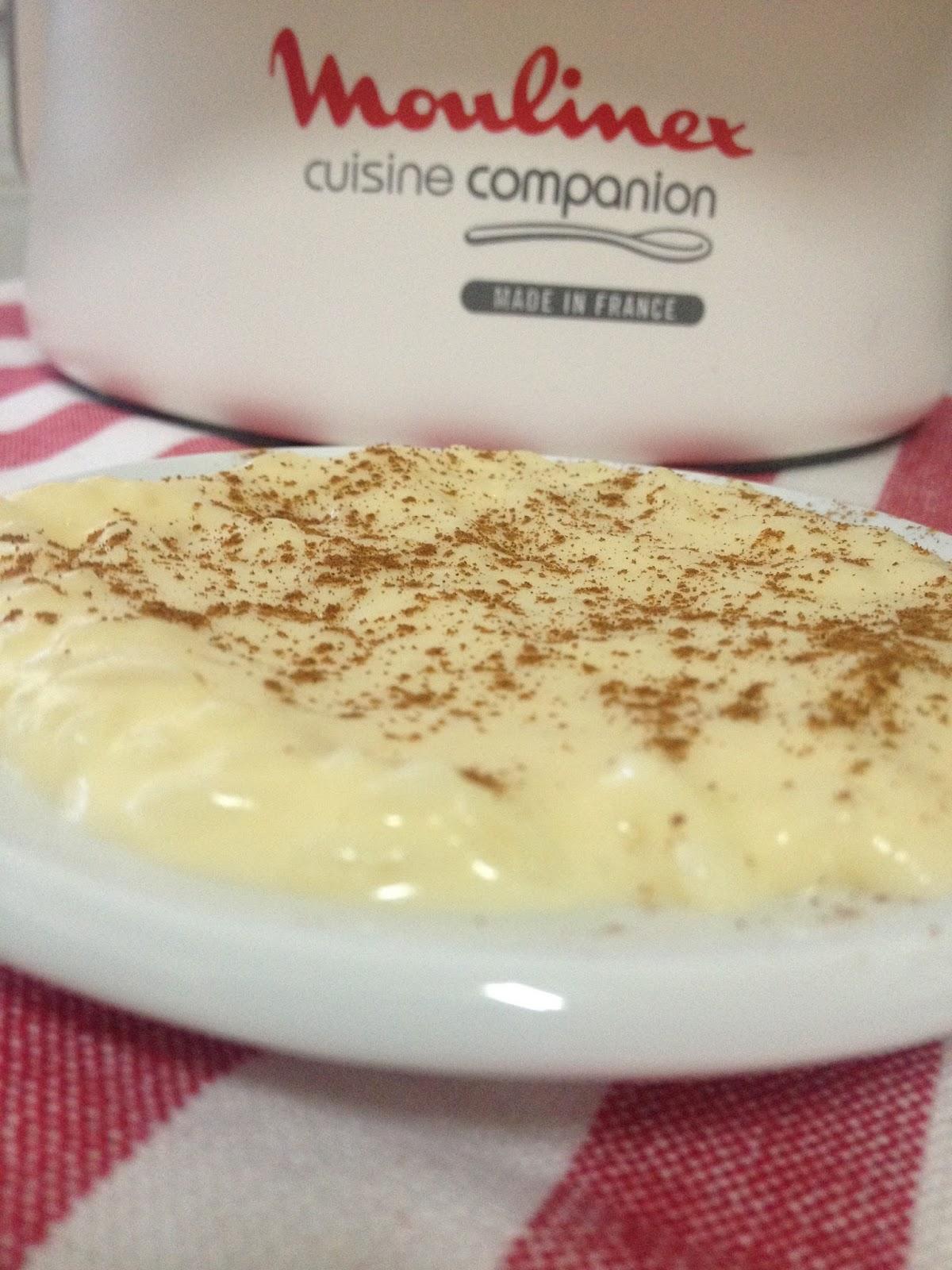 Ligada ficha arroz doce na cuisine companion for Cuisine companion