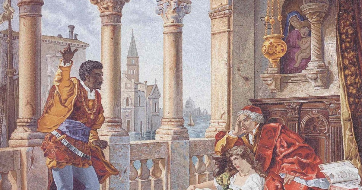"""the important part lago plays in william shakespeares play othello The first black actor to play william shakespeare's othello all figures for """"ira aldridge and shakespeare's othello according is iago gay in 'othello."""