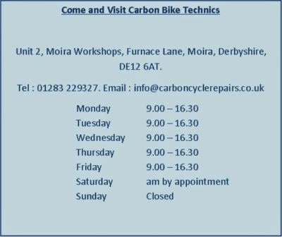Carbon Bike Technics