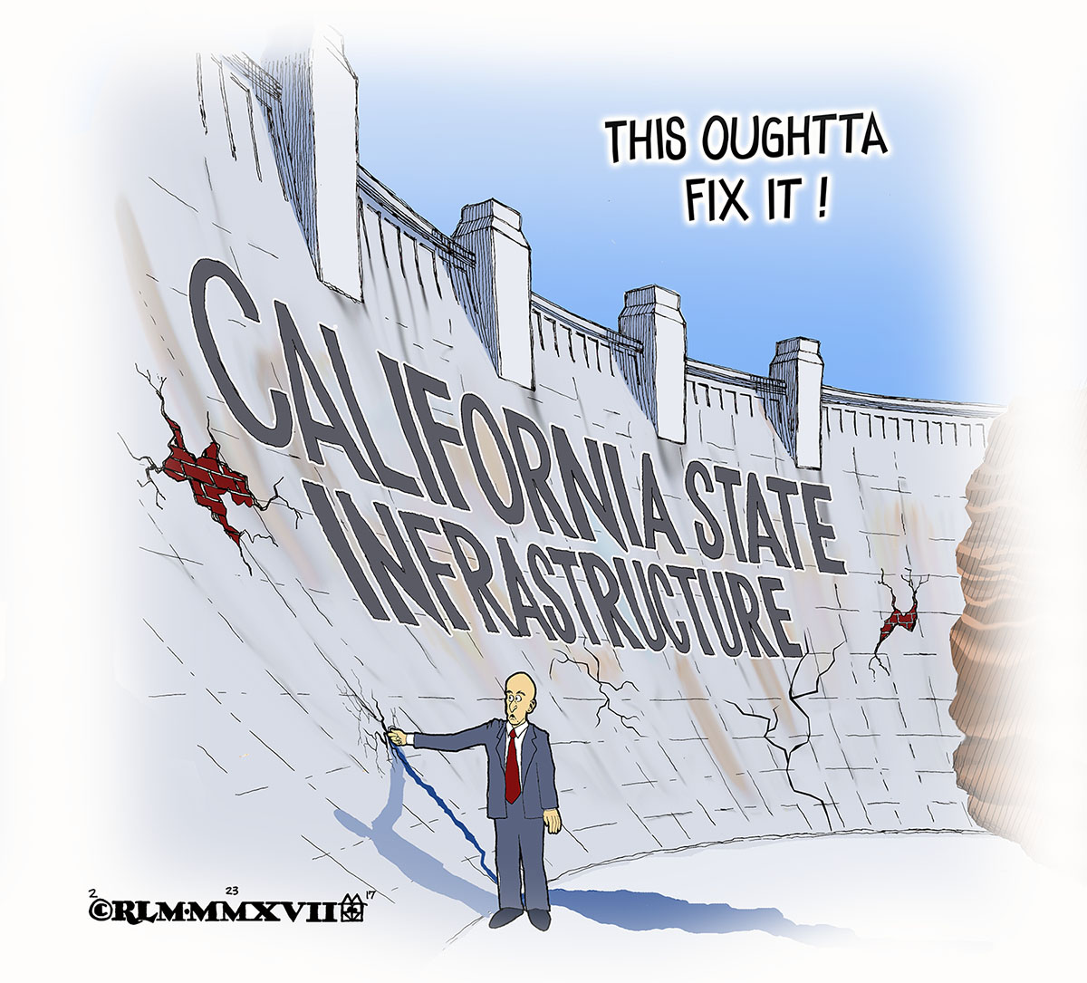 California State Infrastructure