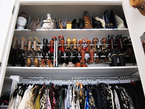 If There Is Nothing That I Dream Of More It Is To One Day Have A  Over The Top, Super Girly, Glamorous, Chic Closet. Every Woman Dreams About  Having That ...