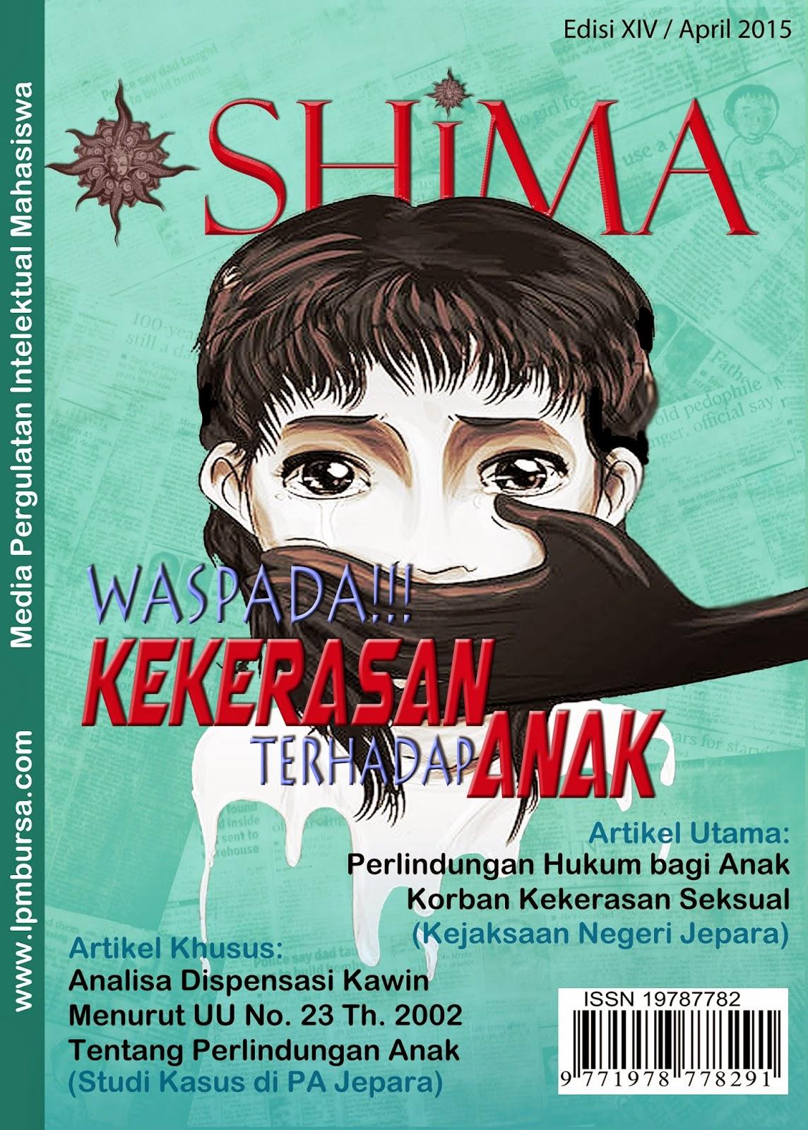 Majalah SHIMA edisi 14, UNISNU, Launching Majalah