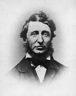 Henry David Thoreau - © Bettmann/CORBIS