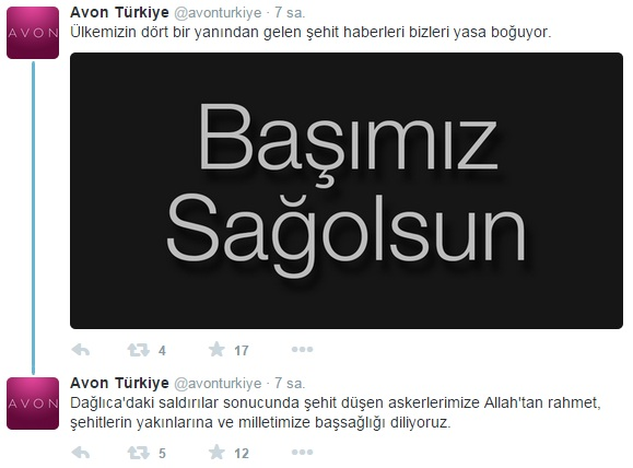 avon-turkiye-bassagligi-tweet