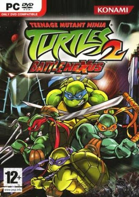 Download PC Game TMNT 2 : Battle Nexus RIP MediaFire