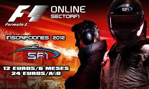 Campeonto rFactor F1 2012