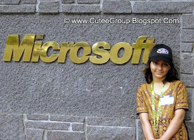 A promising future After earning the MCP title, Karim was subsequently invited to visit Microsoft's headquarters in Redmond  Washington