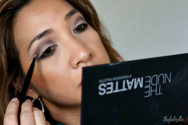 Paula's Choice, The Nude Mattes, Review, Swatch, How to, Smokey Eyes, Sexy Smokey Eyes