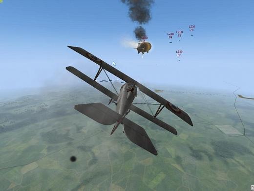 WarBirds flight simulator game Total Simulation Series