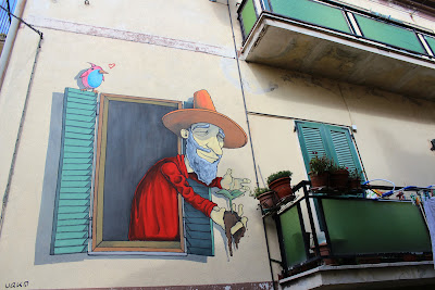 urka graffiti street art teramo painting