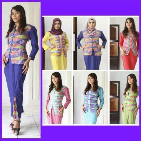 Baju Batik DBG 7004