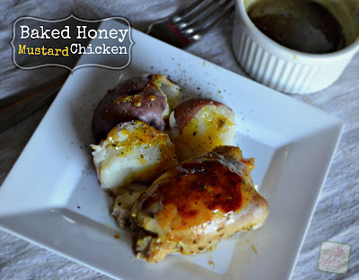 Honey Mustard Chicken Recipes