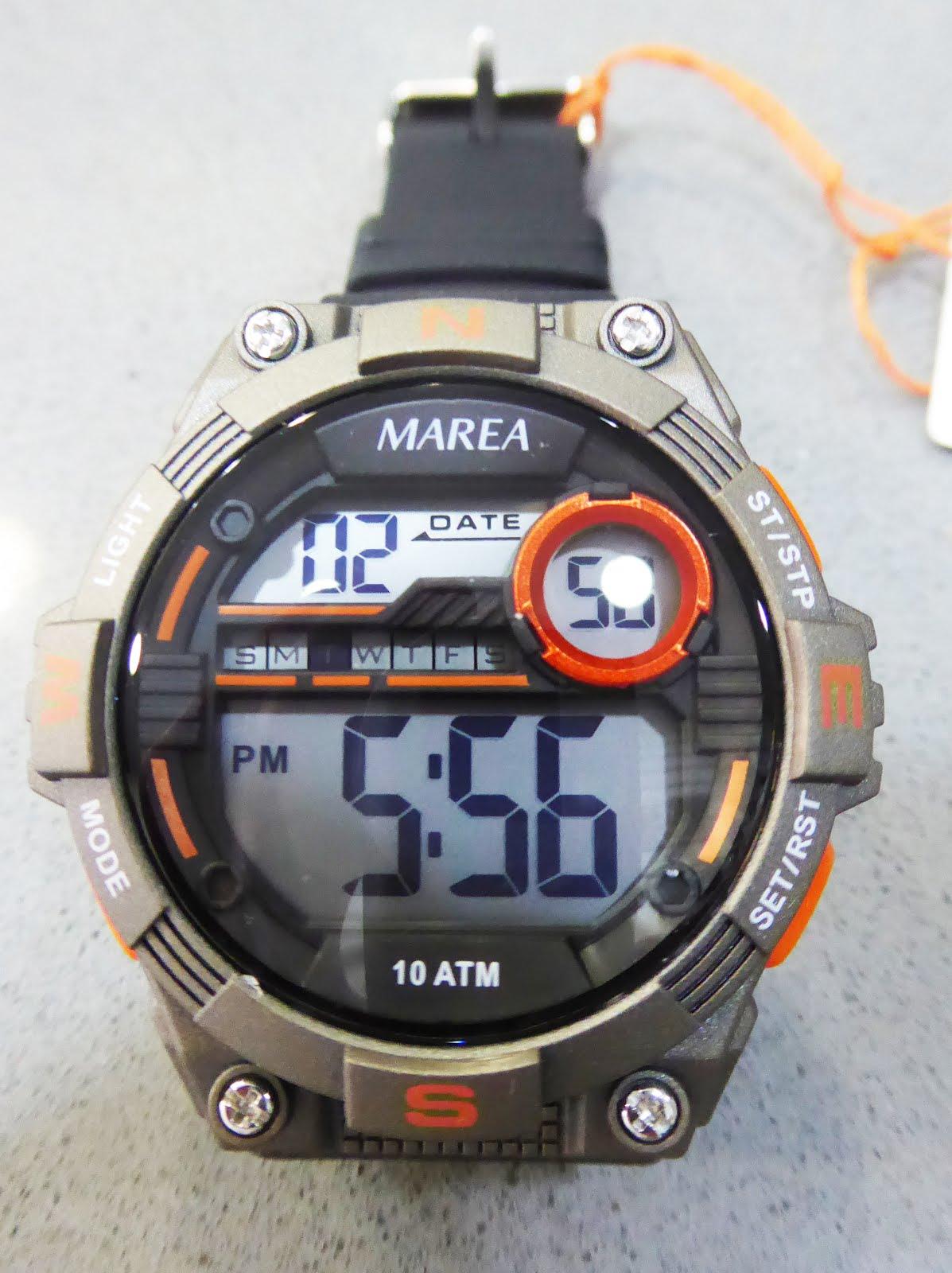 Reloj Marea Digital