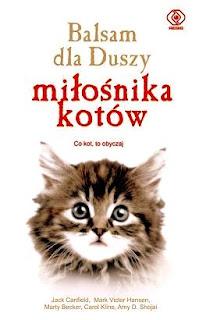 Balsam dla Duszy miłośnika kotów.