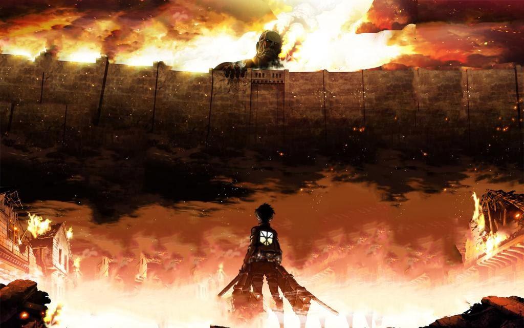 Ataque dos Titãs: nova temporada do anime em 2016 Ataque+dos+Tit%C3%A3s+2