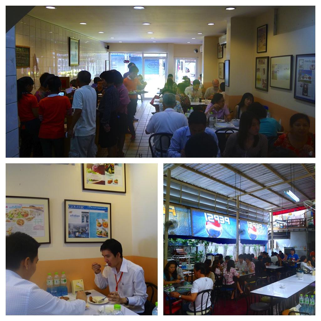 HUNGRY HOSS: Krua Apsorn & Ban Baat, Bangkok