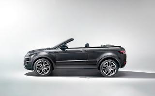 Range Rover Evoque Cabriolet Official