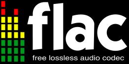 FLAC logo image