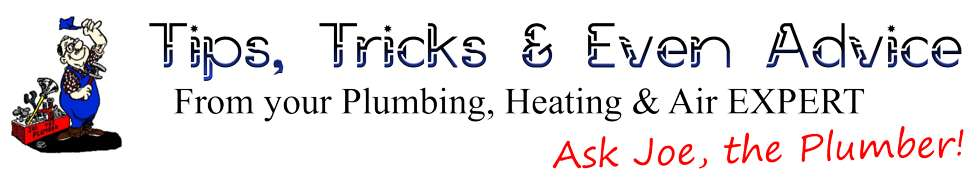 Joe Mumford Plumbing and Heating Co. Blog
