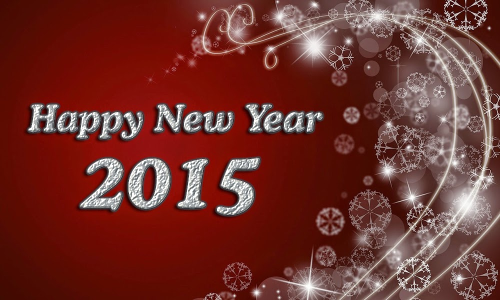 Happy New Year 2015 HD Cards For Free Download