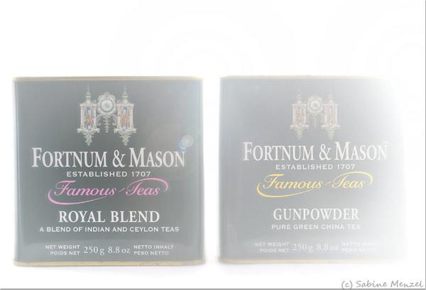 Psynopsis MyFavouriteThings Fortnum & Mason Tea
