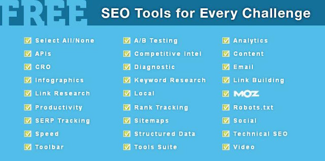 100 Best Free SEO Tools & Resources for Every Challenge