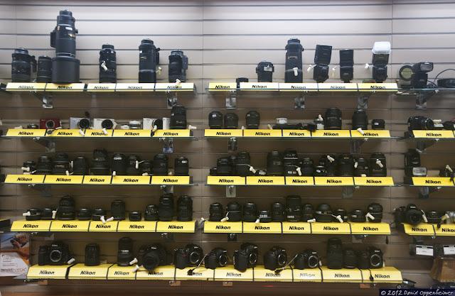 Onde comprar câmera fotográfica em Nova York