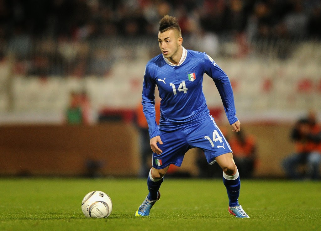 Stephan El-Shaarawy (Italy) best players to Watch at FIFA World Cup 2014