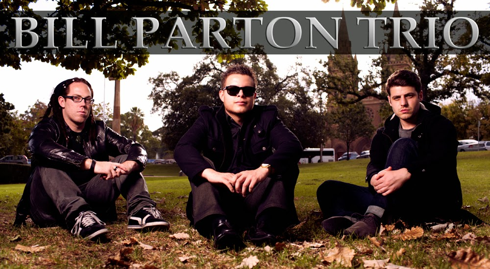 Bill Parton Trio release their UK debut single Falling For You Again