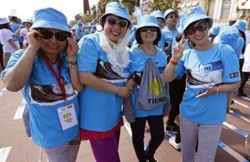 Çinli Patronun Mutlu Çalışanları