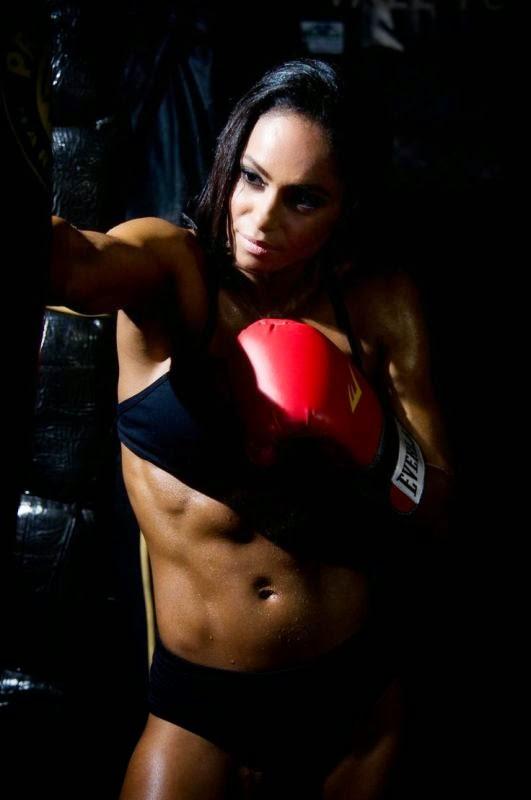 Denise Rodrigues-fitness model women
