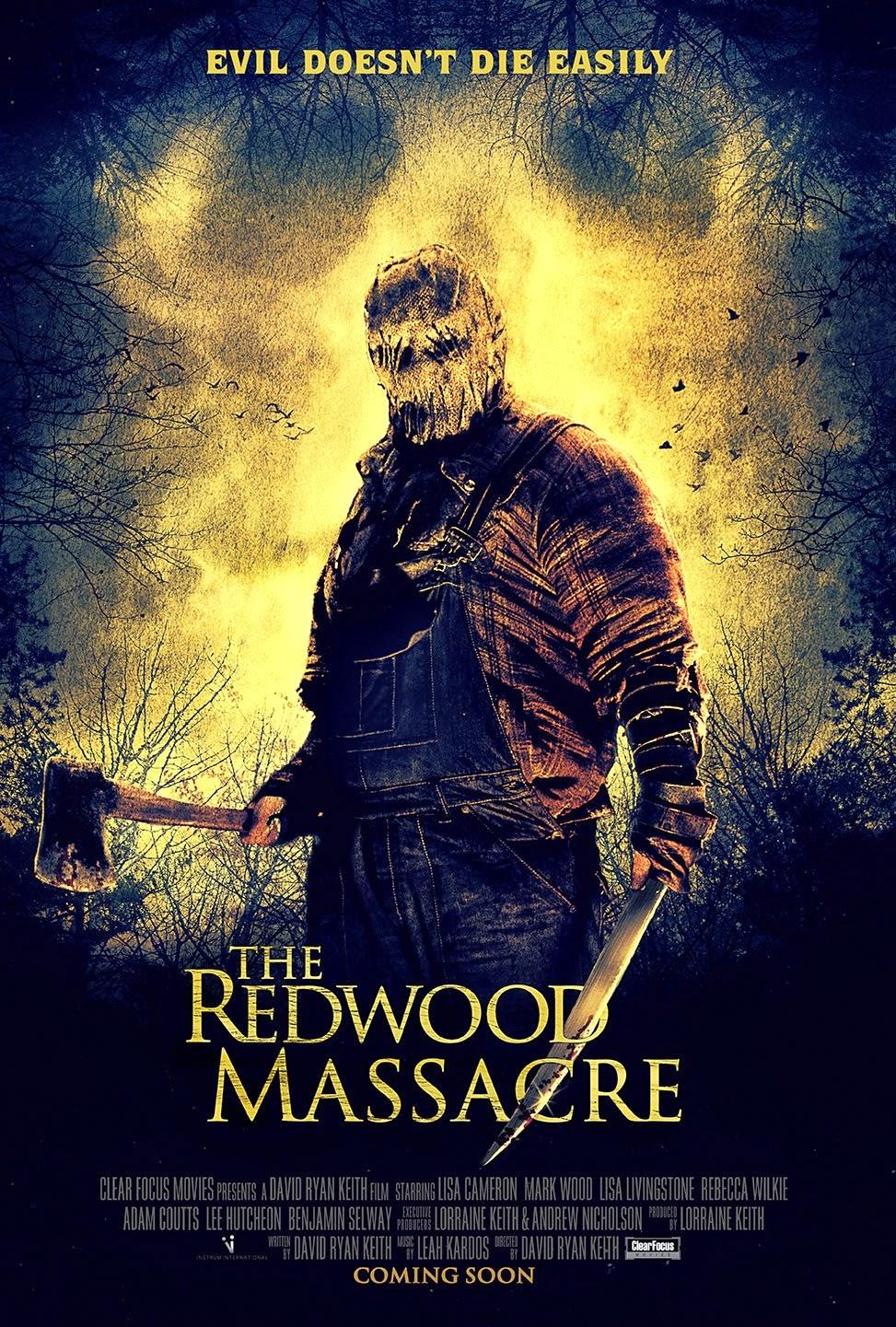 Thảm Sát Rừng Bách Tùng - The Redwood Massacre