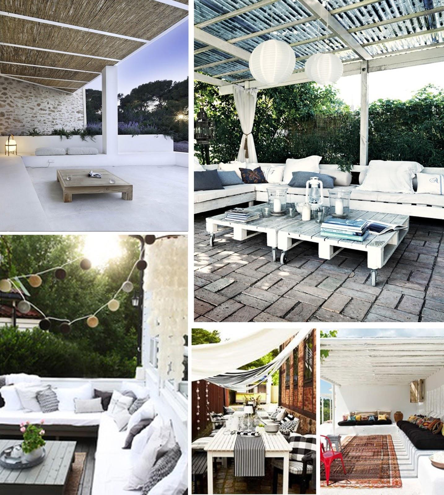 jardines y terrazas decoración homepersonalshoppper terrace, outdoor,