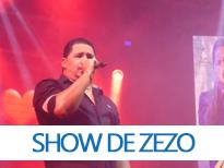 Confira as fotos do Show de Zezo