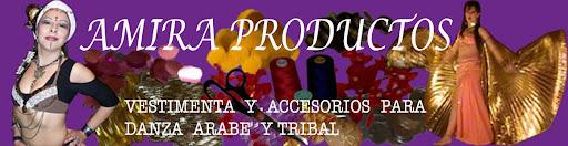 AMIRA PRODUCTOS