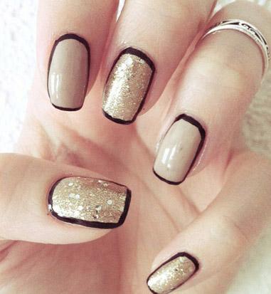 unha+com+border+nails.jpg (381×413)