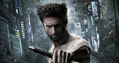the wolverine, poster,capes on film