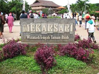 Wisata Mekarsari Bogor
