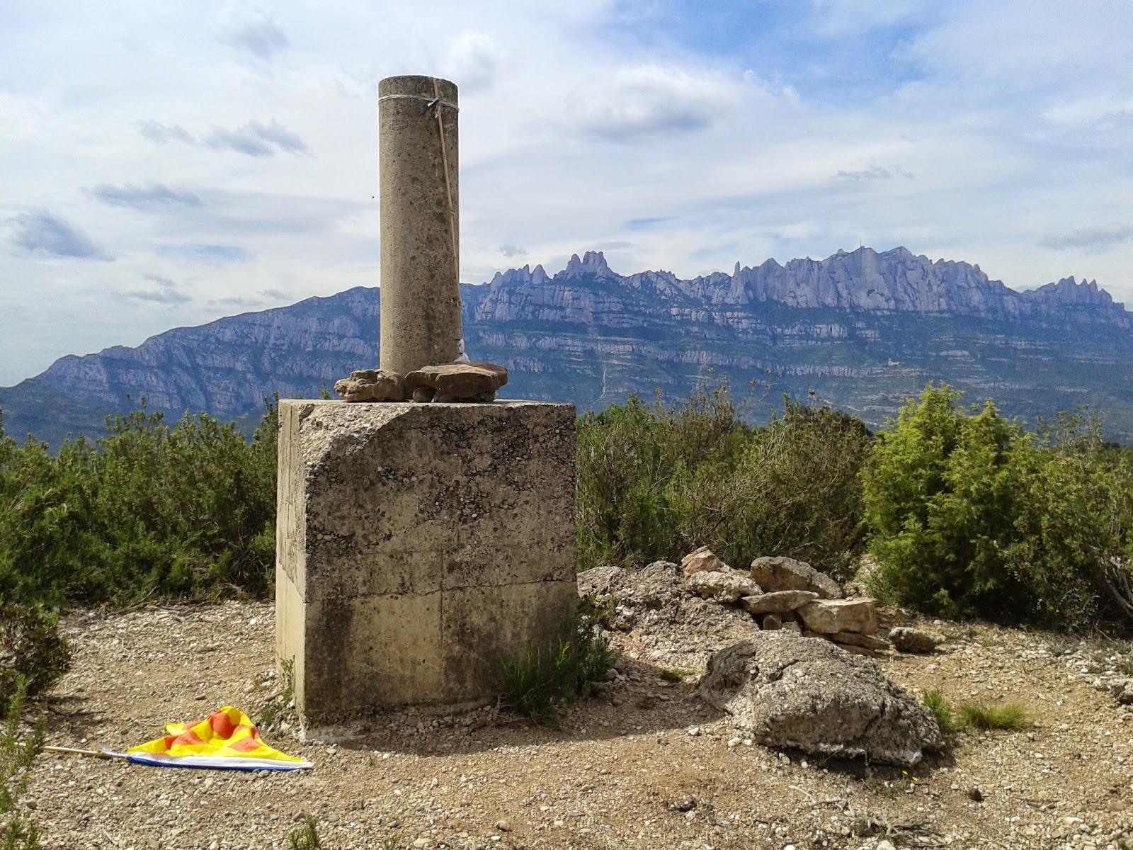 Turó de l'Escletxa (El repte dels 100 cims)